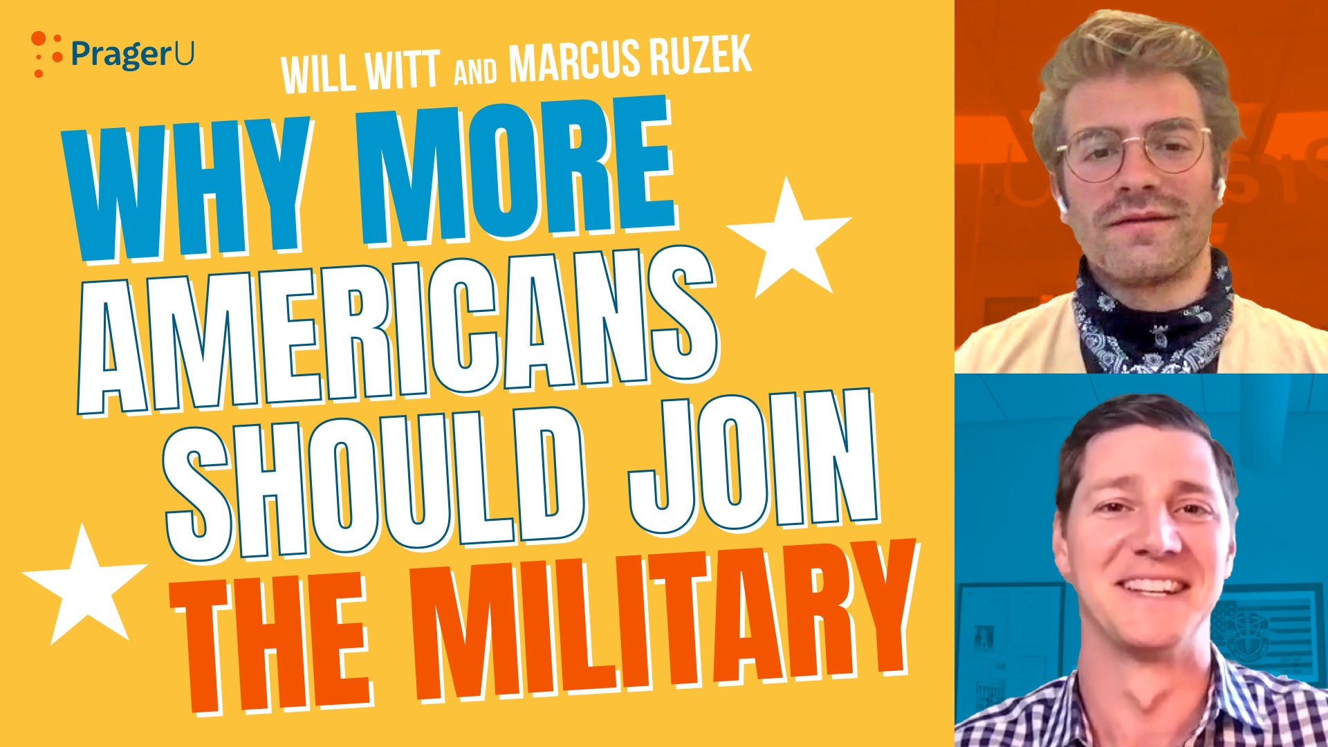 Why More Americans Should Join the Military