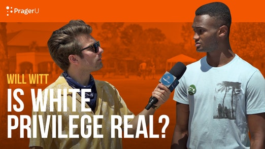 Is White Privilege Real?