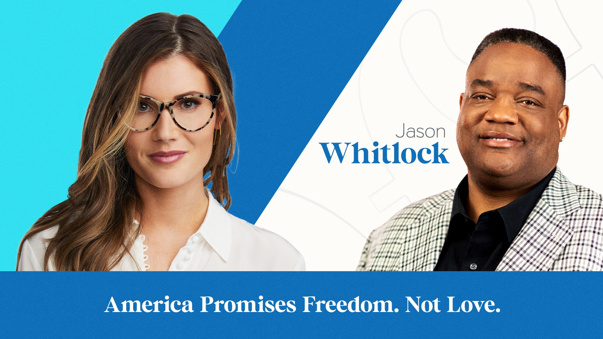America Promises Freedom. Not Love.