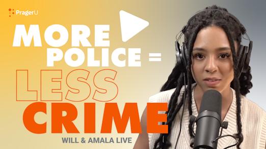 More Police = Less Crime