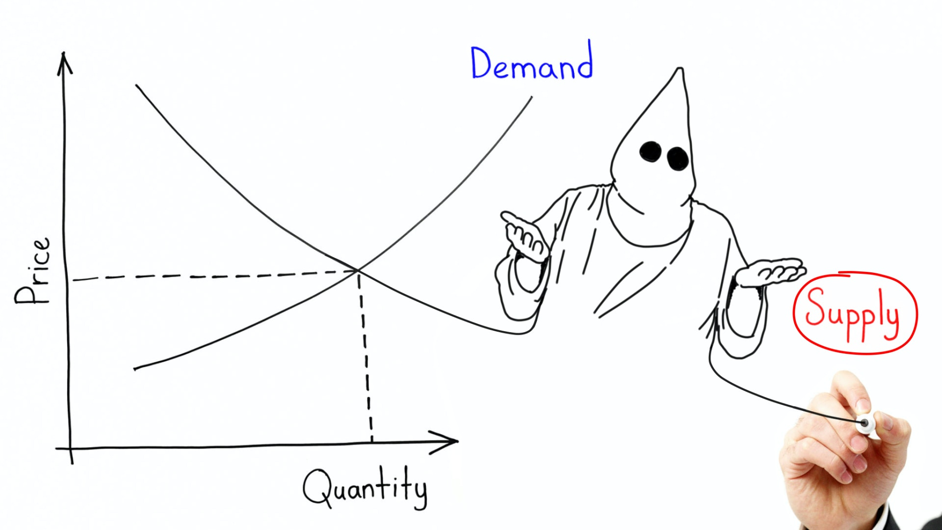 Ep. 1266 - When Demand For Racism Outstrips Supply