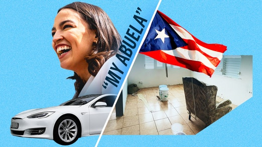 Ep. 734 - AOC Neglects Her Poor Family Members, Blames Trump