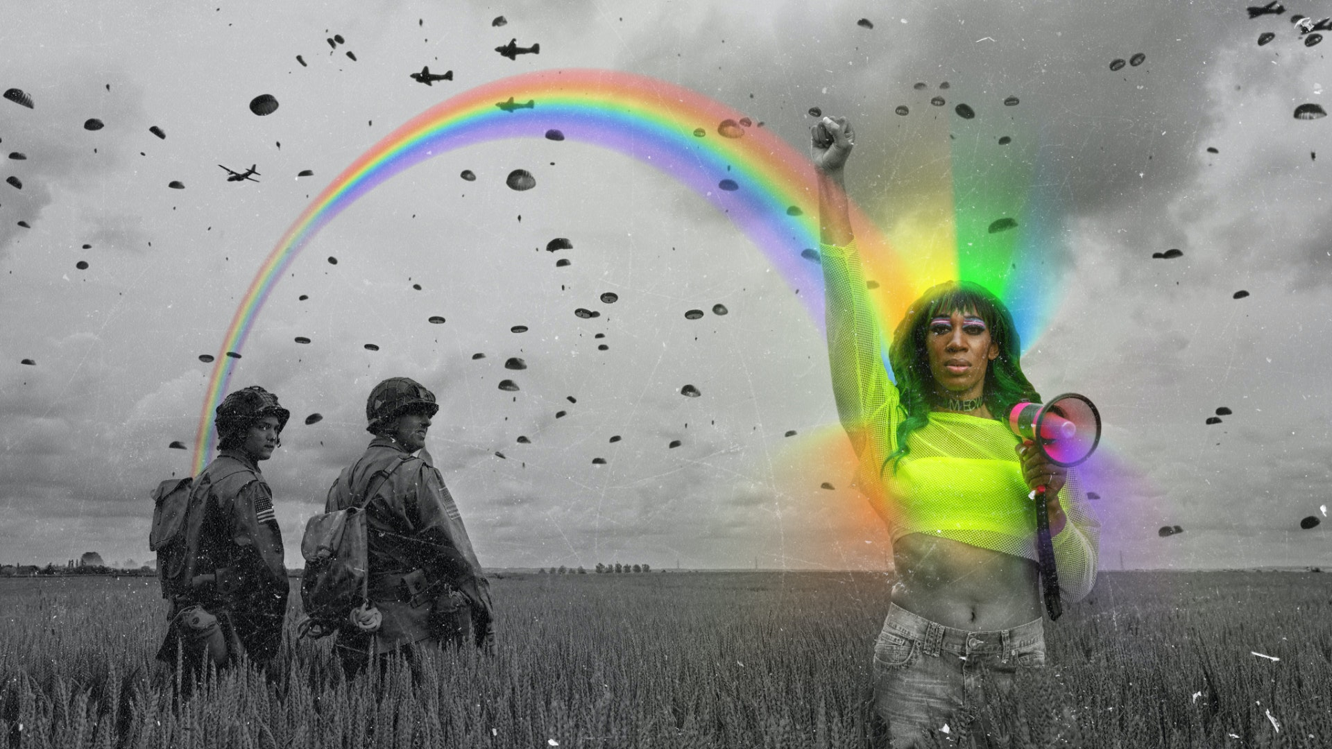 Ep. 1271 - For Biden, Being Transgender Is The New Storming The Beaches of Normandy