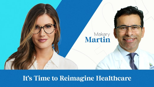 It's Time to Reimagine Healthcare