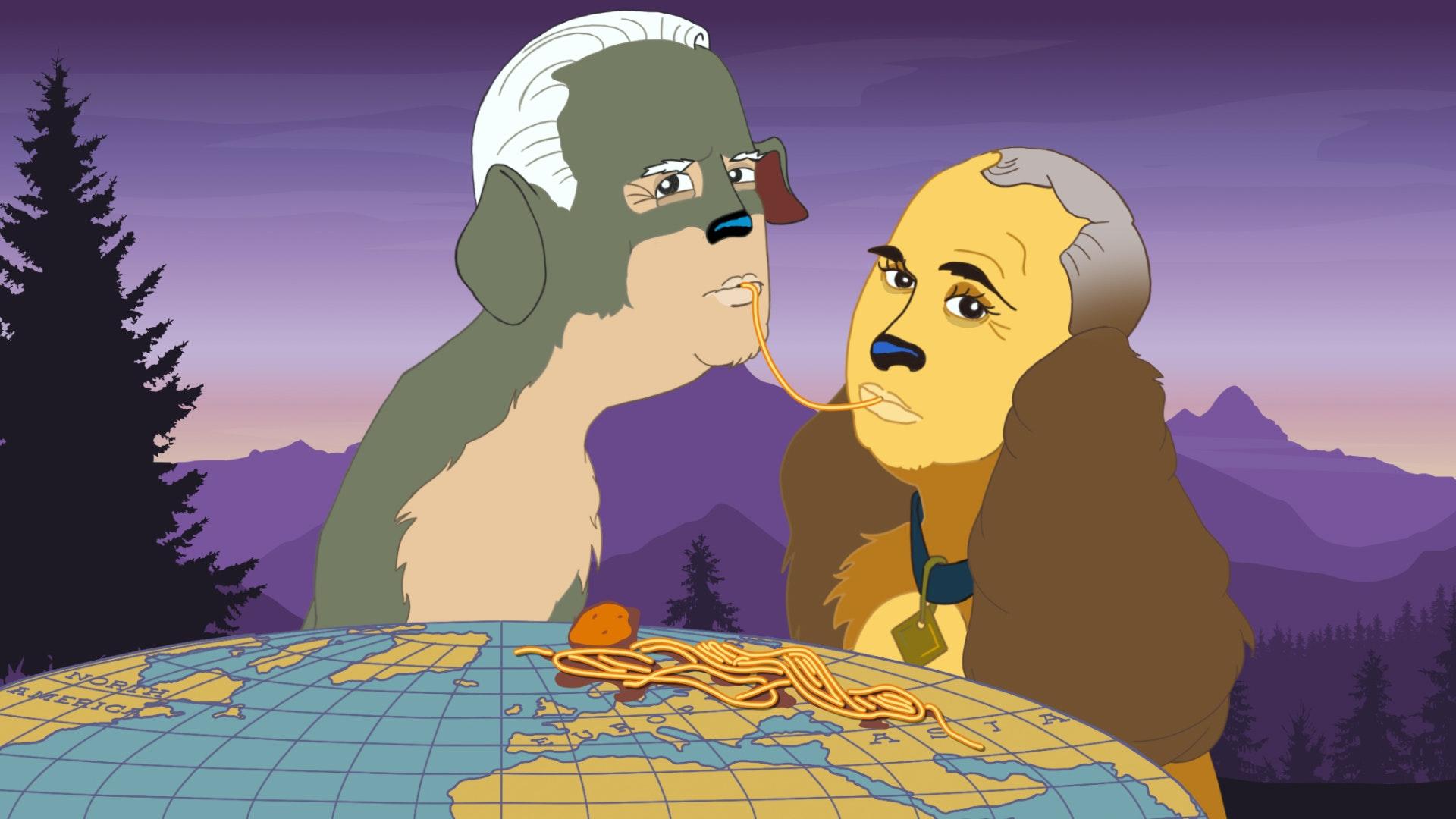 Ep. 1276 - Joe And Vladimir: A Love Story