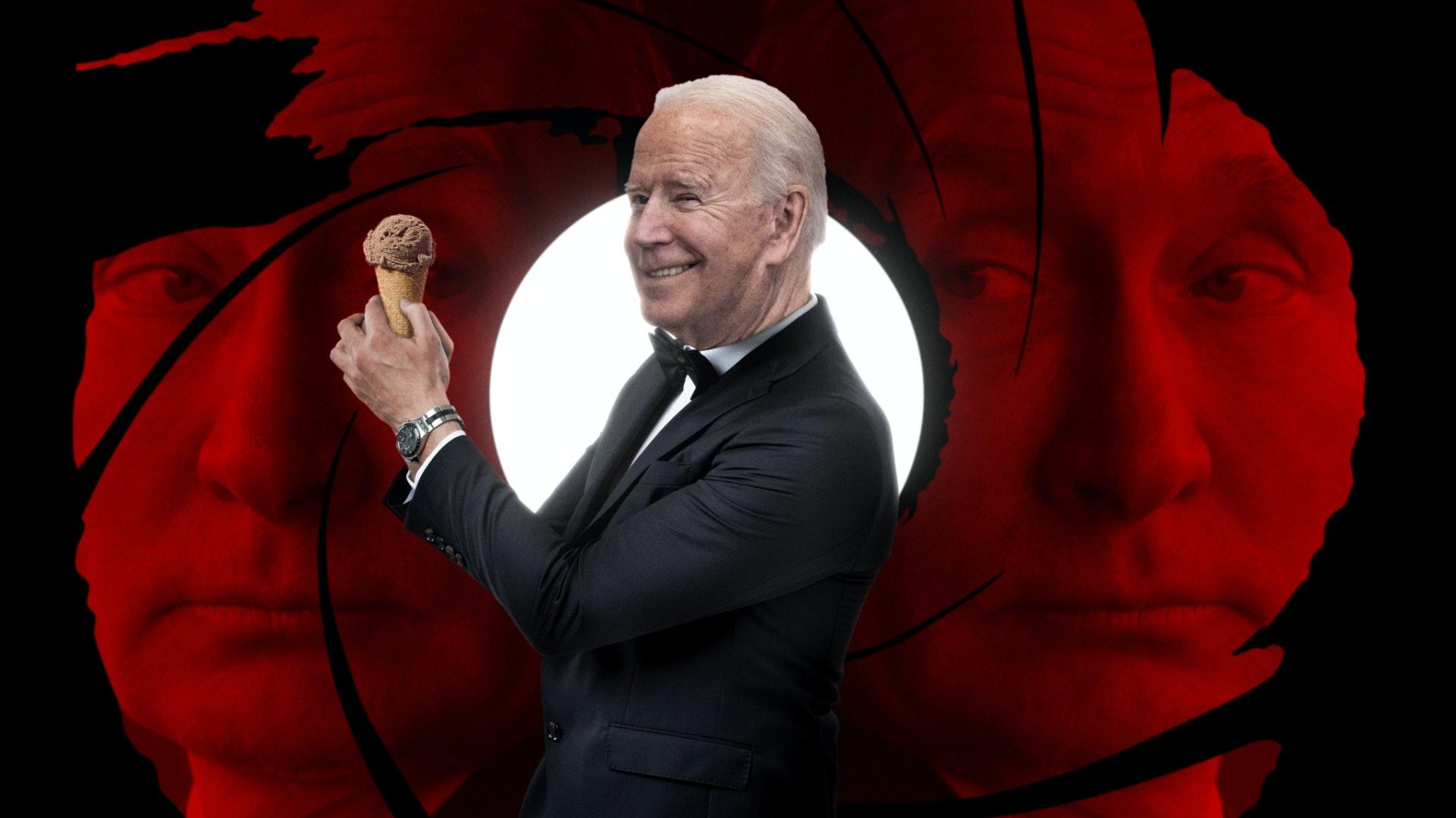 Ep. 1278 - Old Joe Meets The Bond Villain