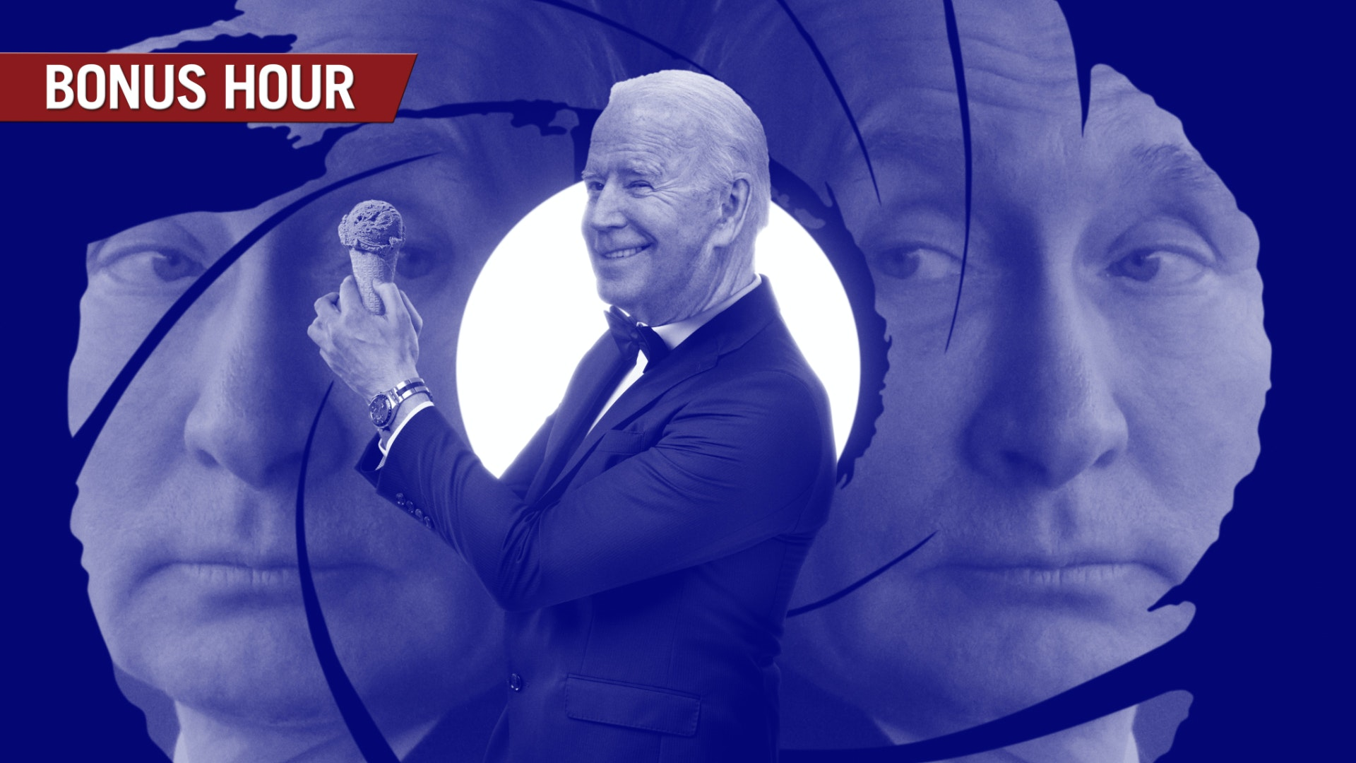 Ep. 1278 - Old Joe Meets The Bond Villain [Bonus Hour]