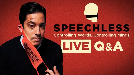 Michael Knowles Book Signing and Q&A | Speechless: Controlling Words, Controlling Minds