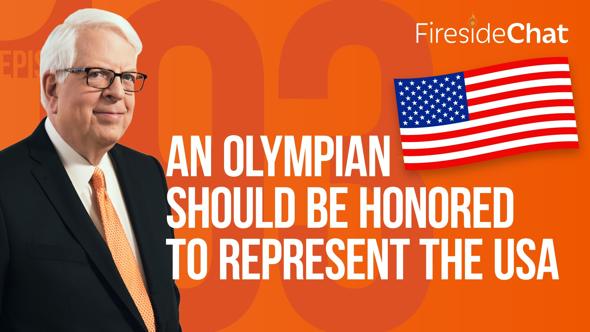 Ep. 193 — An Olympian Should Be Honored to Represent the USA