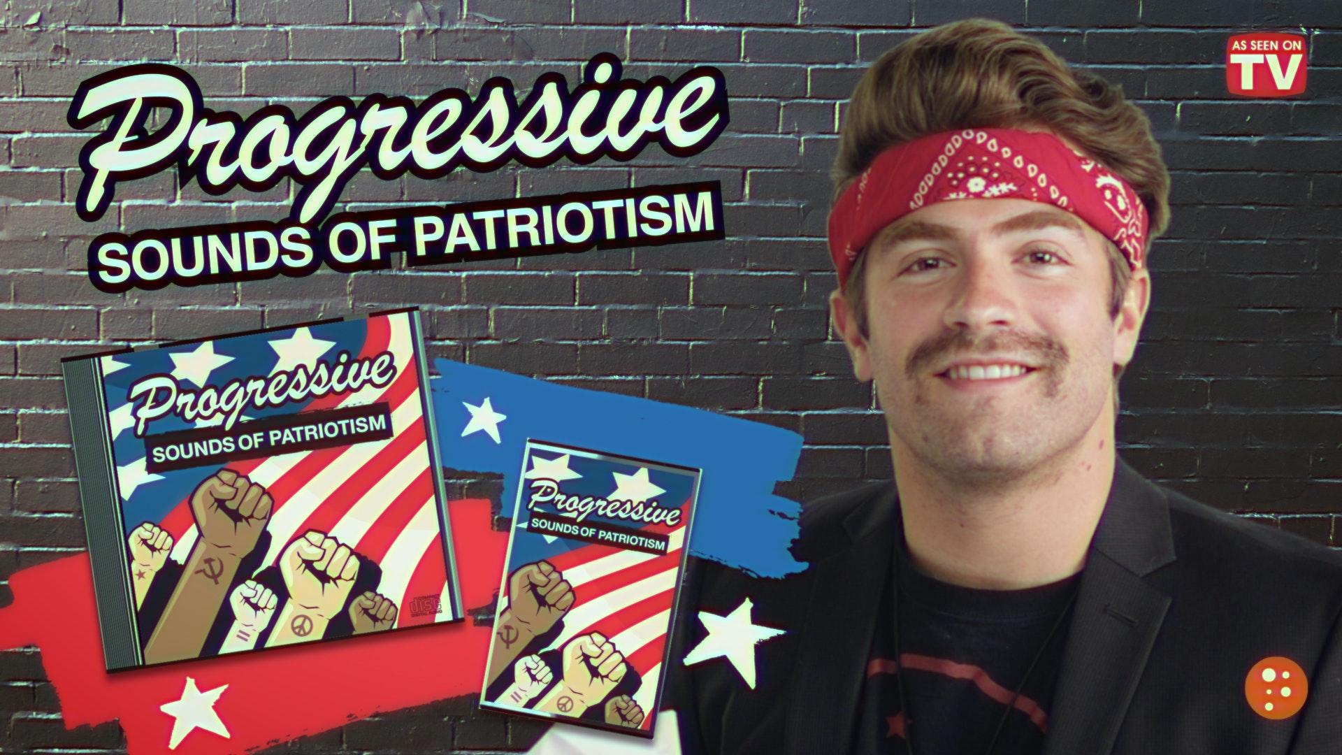 Progressive Sounds of Patriotism