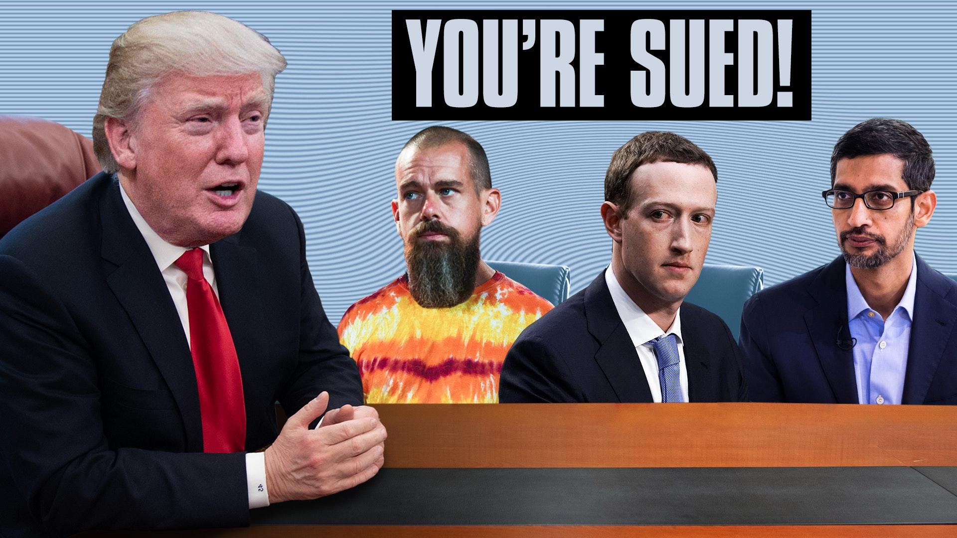 Ep. 801 - Donald Trump v. Hipster Rasputin