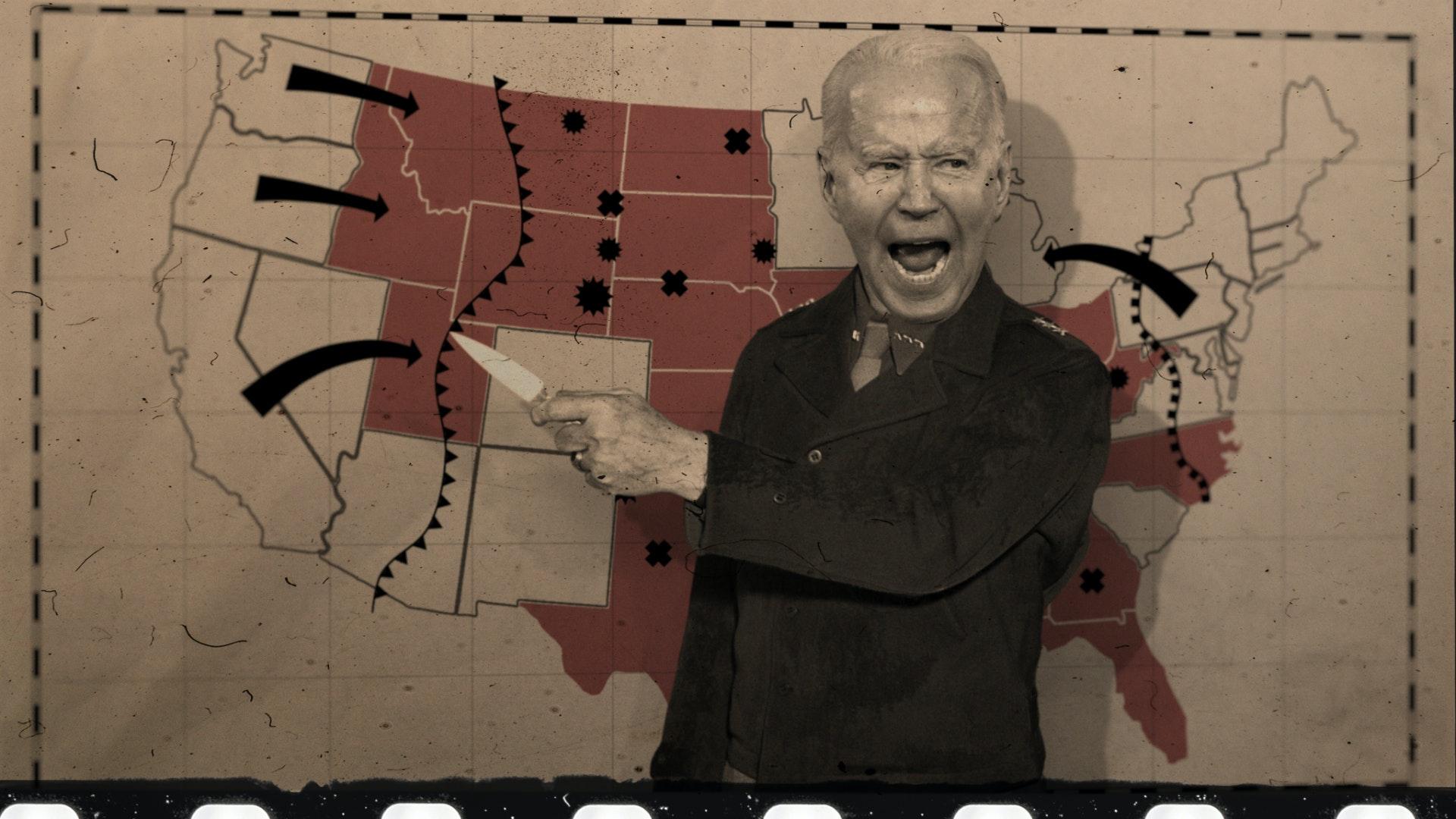 Ep. 1296 - Biden Declares Half The Country The Enemy