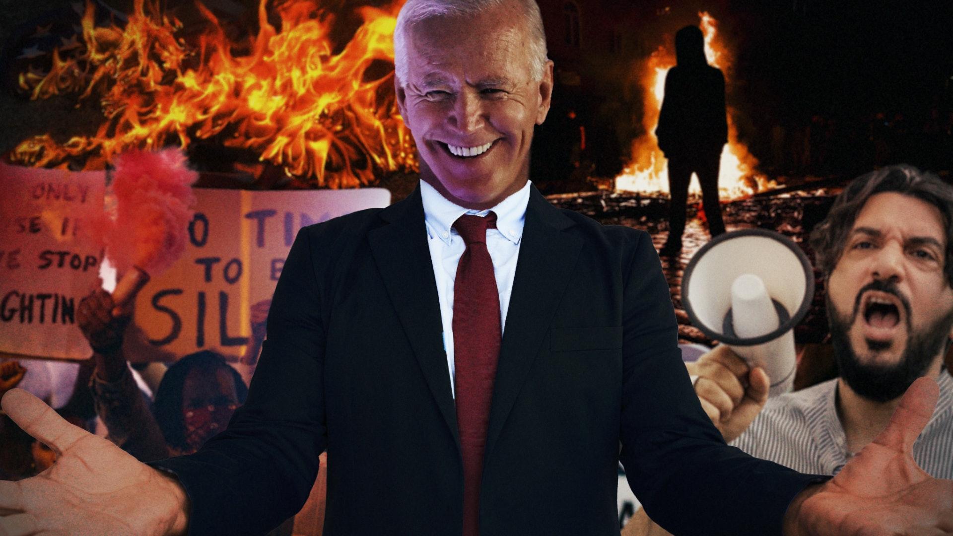 Ep. 1303 -Joe Biden Embraces The Radicals