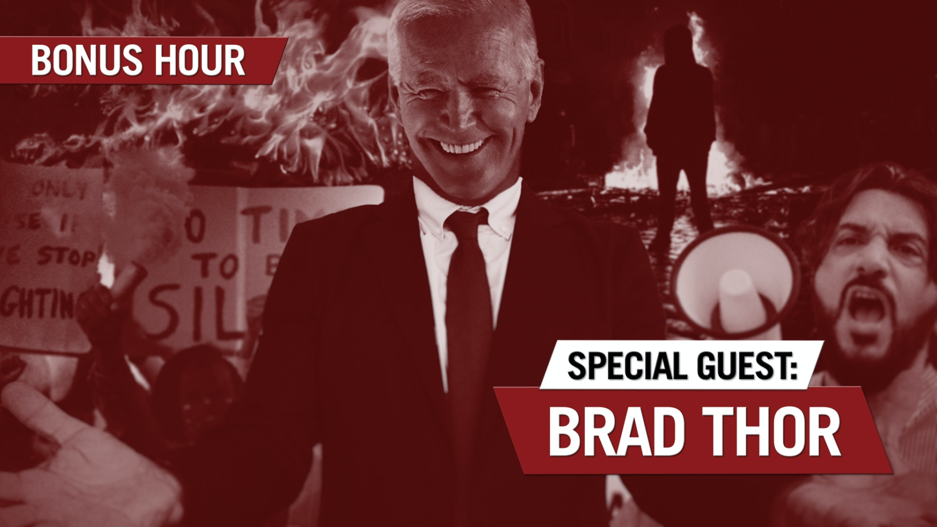 Ep. 1303 - Joe Biden Embraces The Radicals [Bonus Hour]