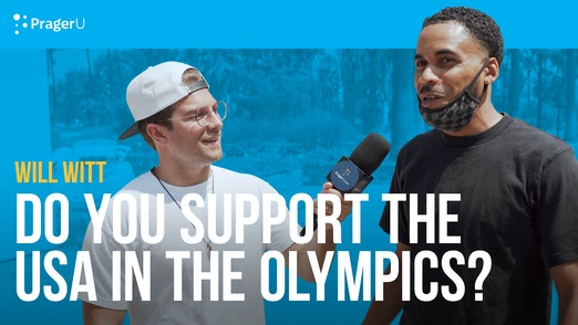 Do You Support the USA in the Olympics?