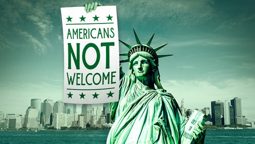 Ep. 816 - No Country For Americans