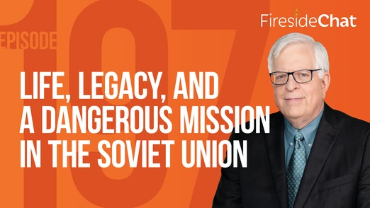 Ep. 197 — Life, Legacy, and a Dangerous Mission in the Soviet Union
