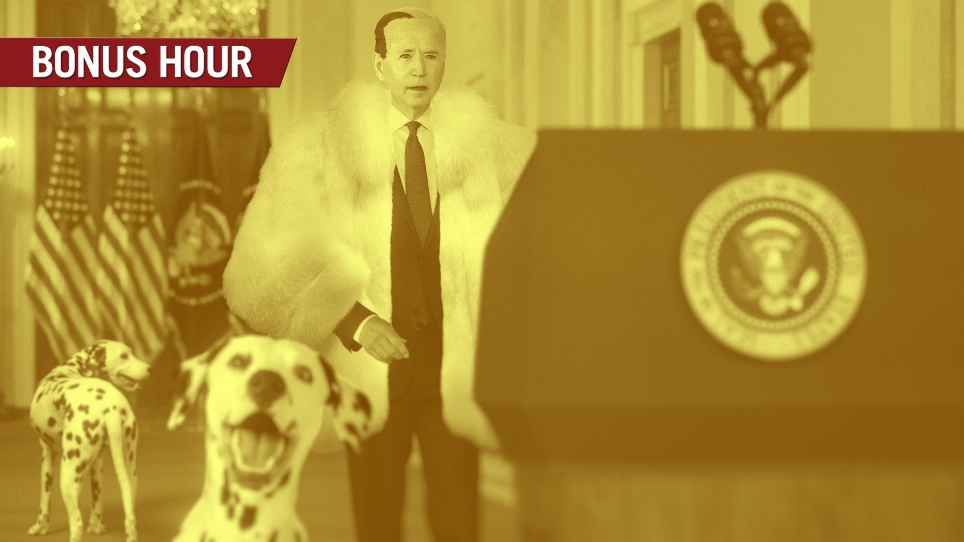 Ep. 1331 - For Joe Biden, The Cruelty Is The Point [Bonus Hour]