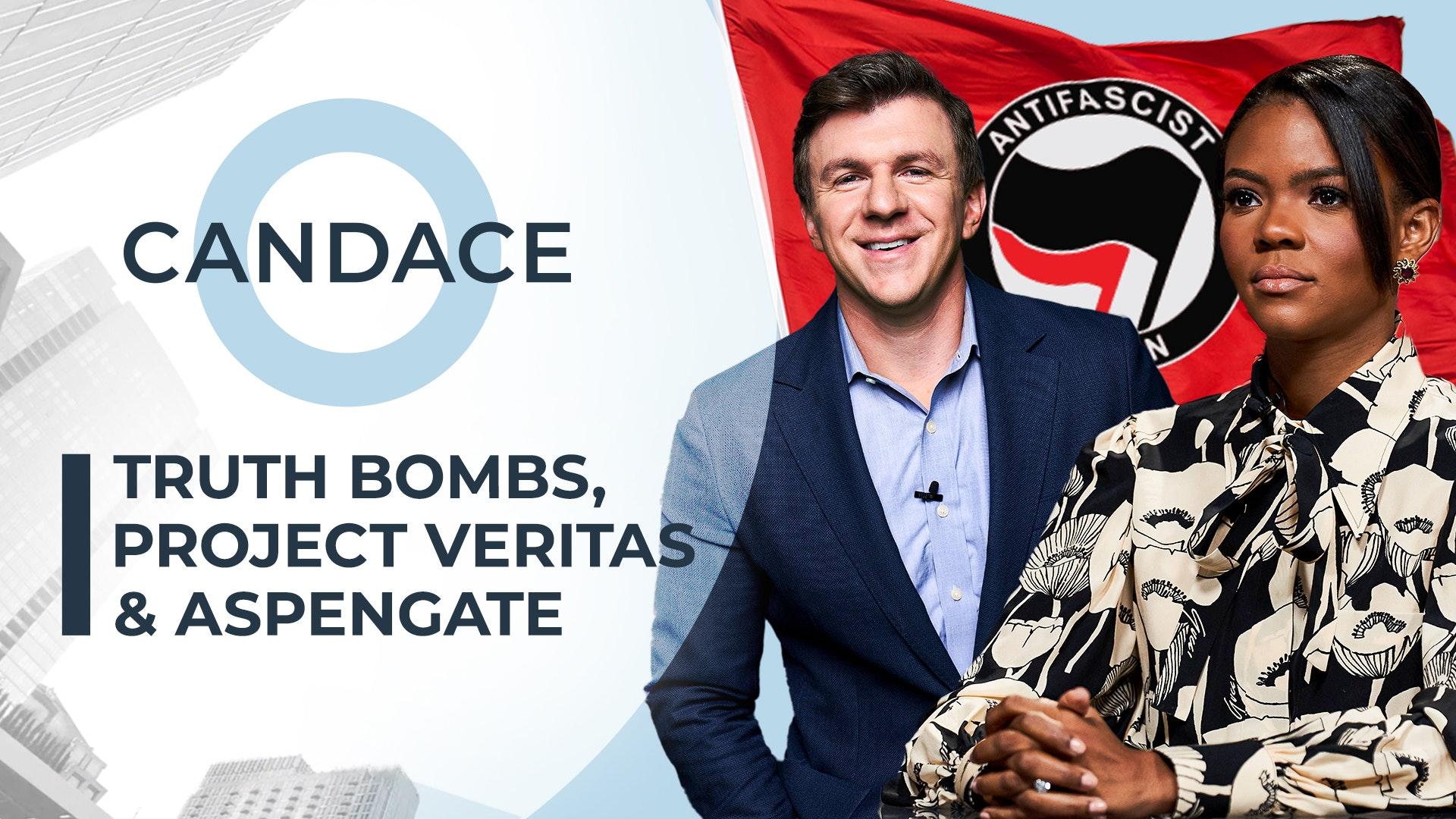 Episode 26 - Truth Bombs, Project Veritas & Aspengate