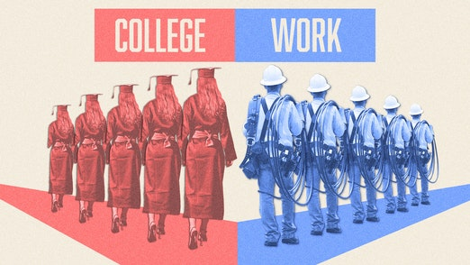 Ep. 792 - Men Are Abandoning The University System. It's About Time.