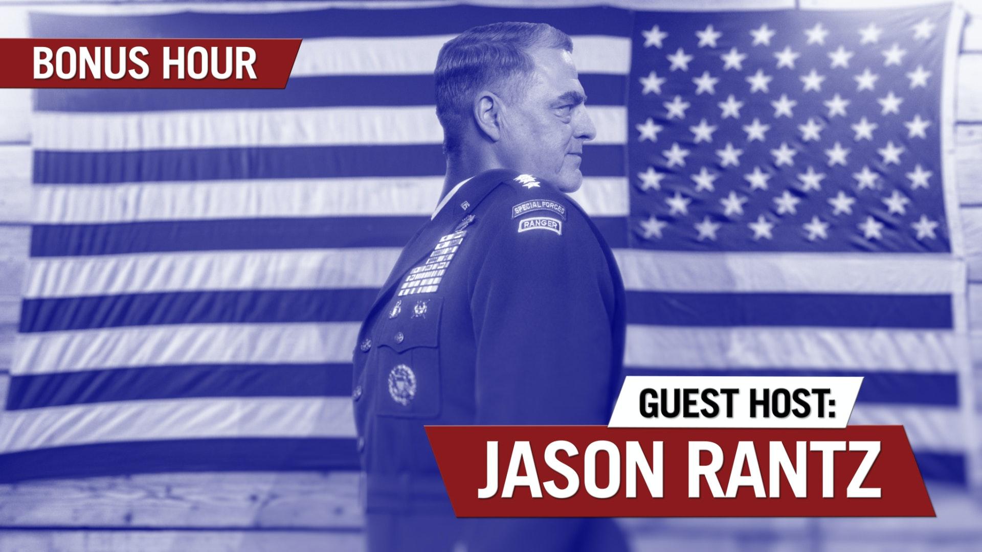 Everything Is Backward [Bonus Hours 1 & 2 Guest Hosted By Jason Rantz]