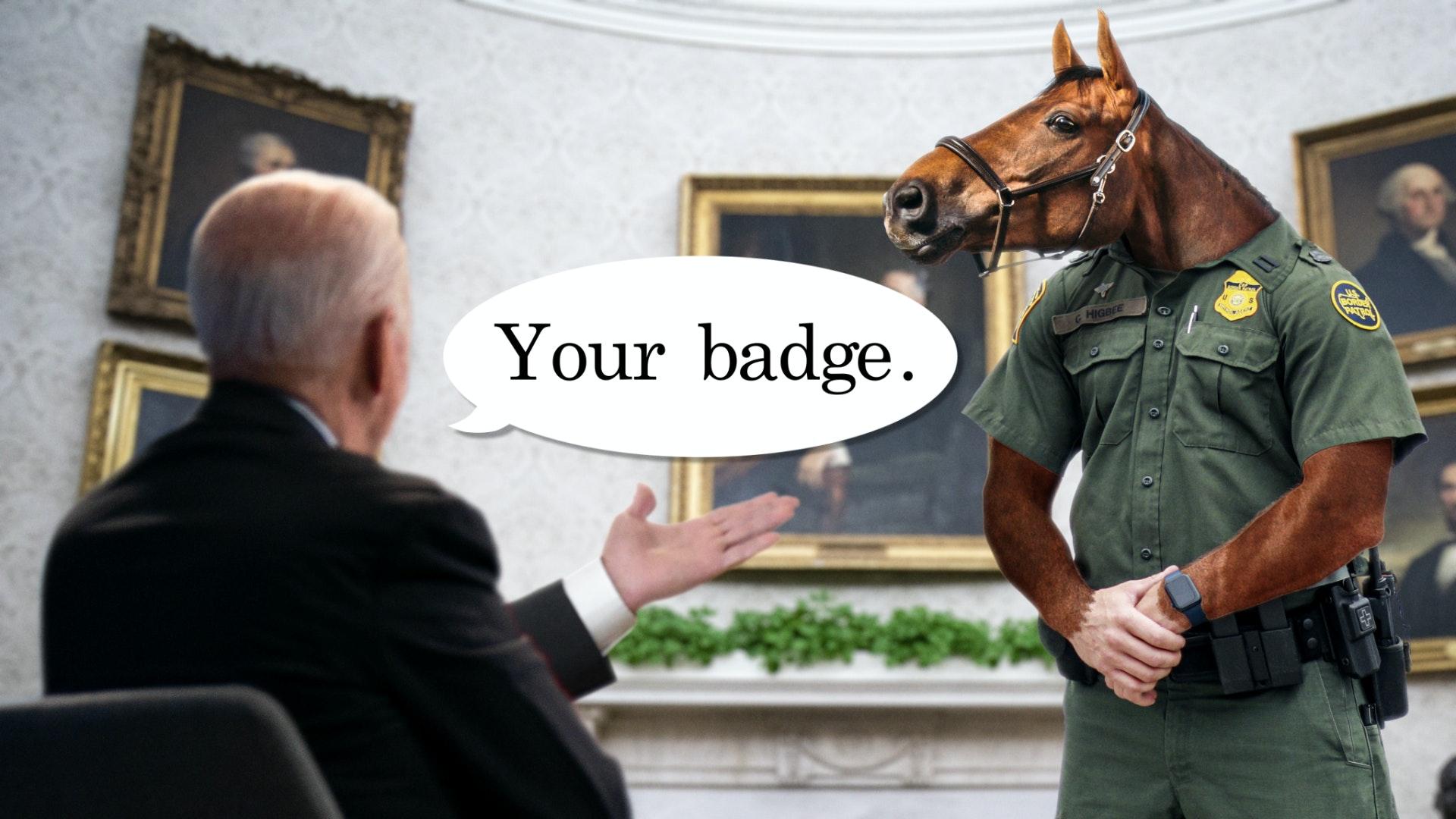 Ep. 1342 - Biden Shoots The Horses