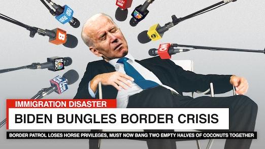 Ep. 850 -Biden Cracks Down on Law & Order