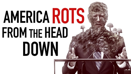 Ep. 1049 -America Rots from the Head Down