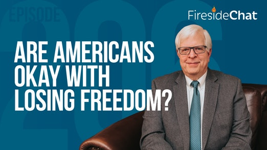 Ep. 206 — Are Americans Okay with Losing Freedom?