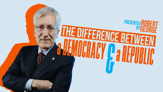 The Difference Between a Democracy and a Republic