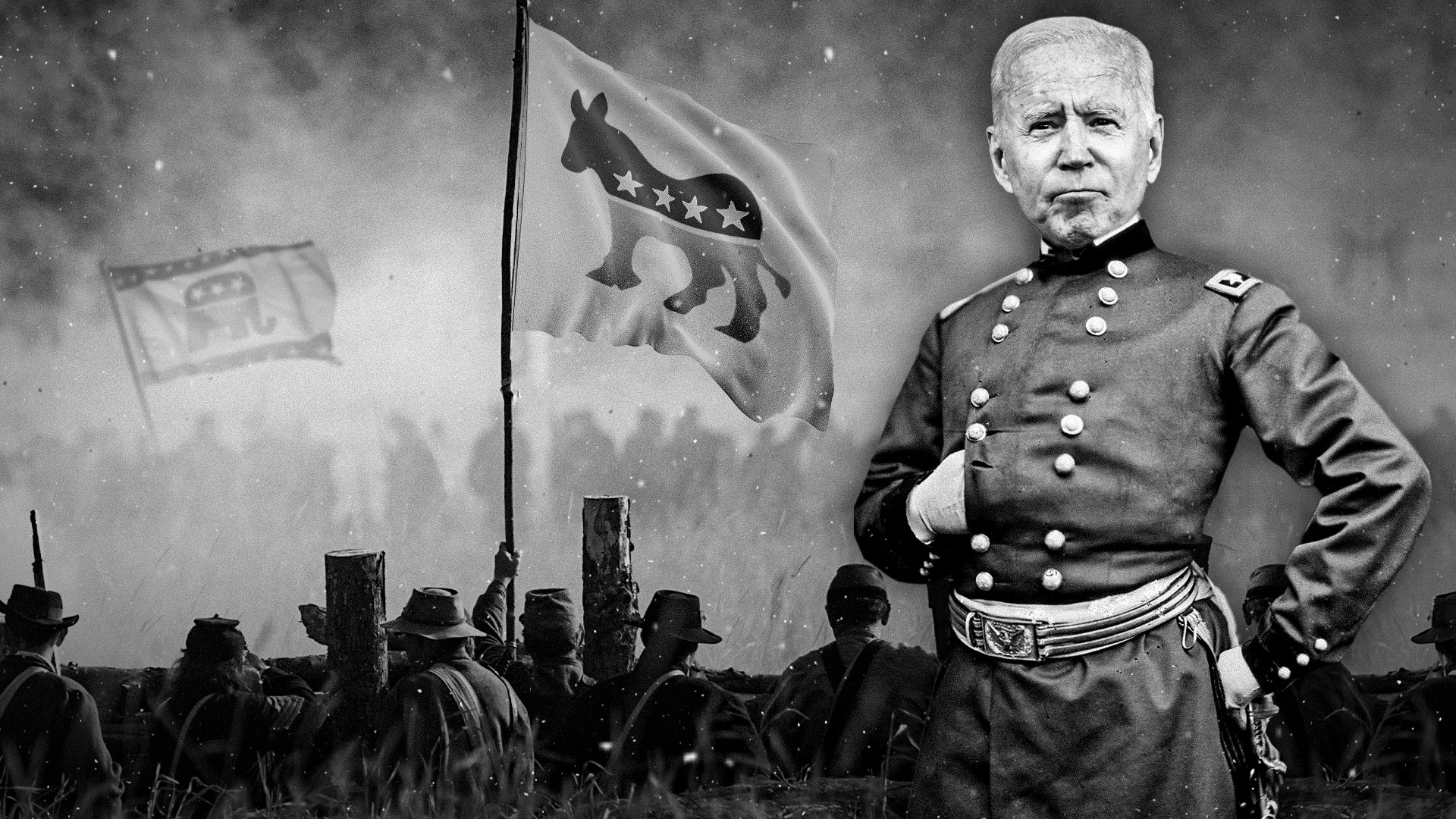 Ep. 1346 -Is A New Civil War Coming?