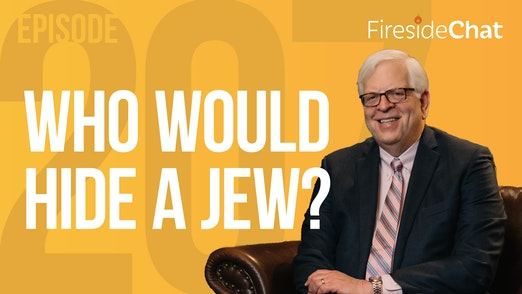 Ep. 207 — Who Would Hide a Jew?