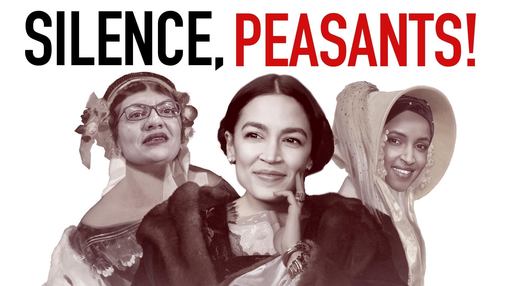 Ep. 1051 -Silence, Peasants!