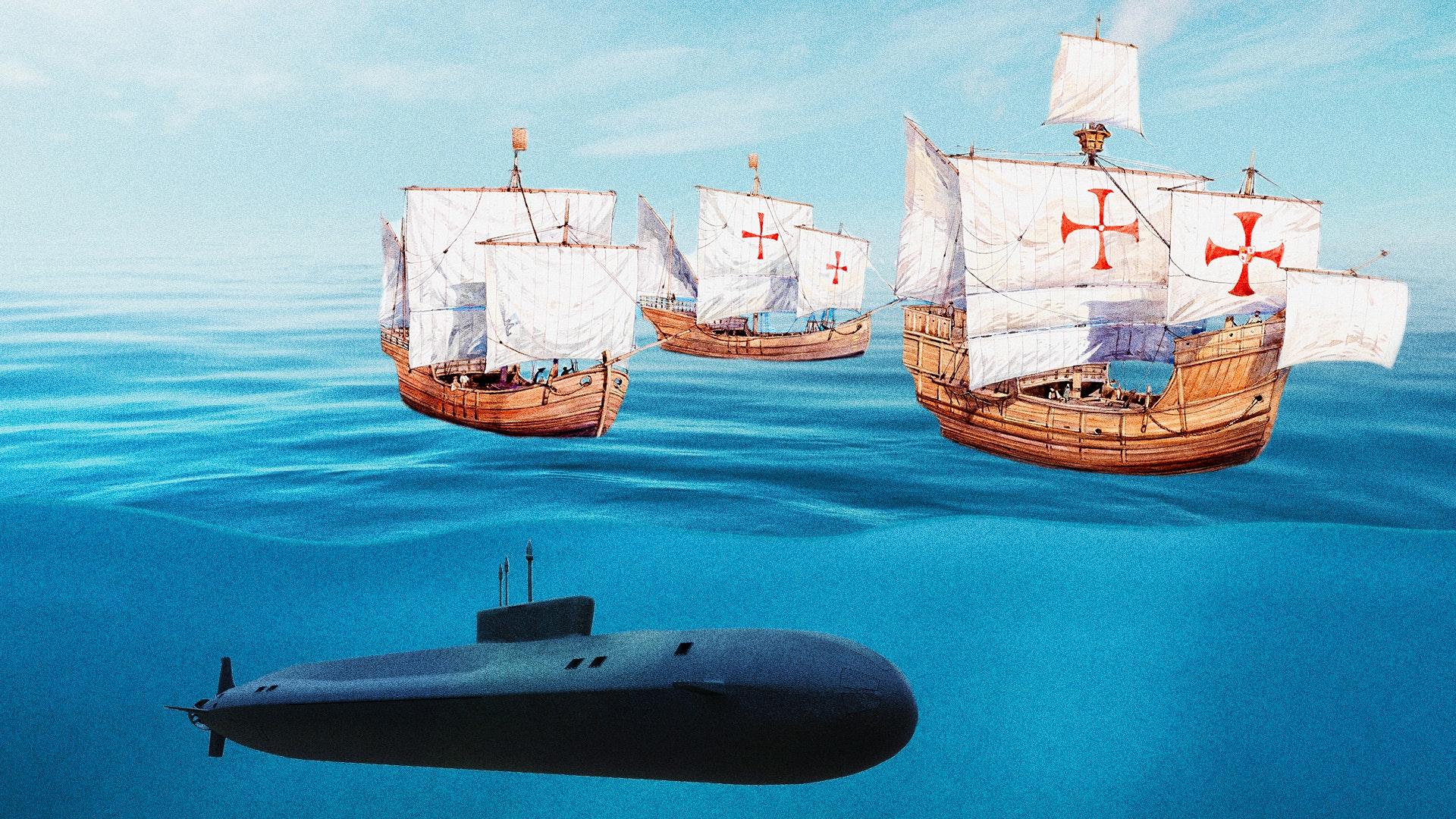 Ep. 1351 -Yes, Happy Columbus Day